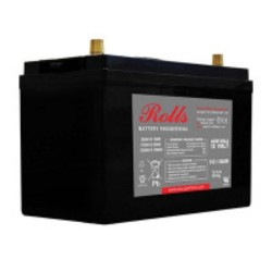 Rolls 12V R12-110AGM Deep Cycle Battery